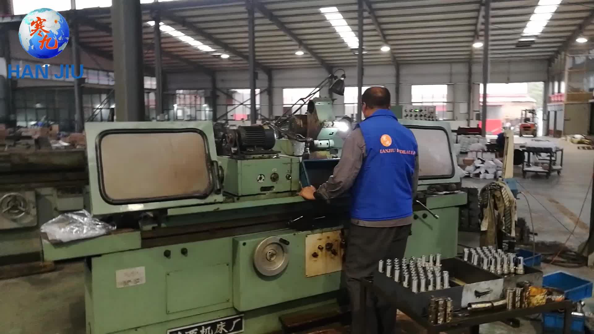 Hidrolik Pompa Gear Pompa Kinerja Tinggi Hidrolik Traktor Ford Pompa 15-20Mpa