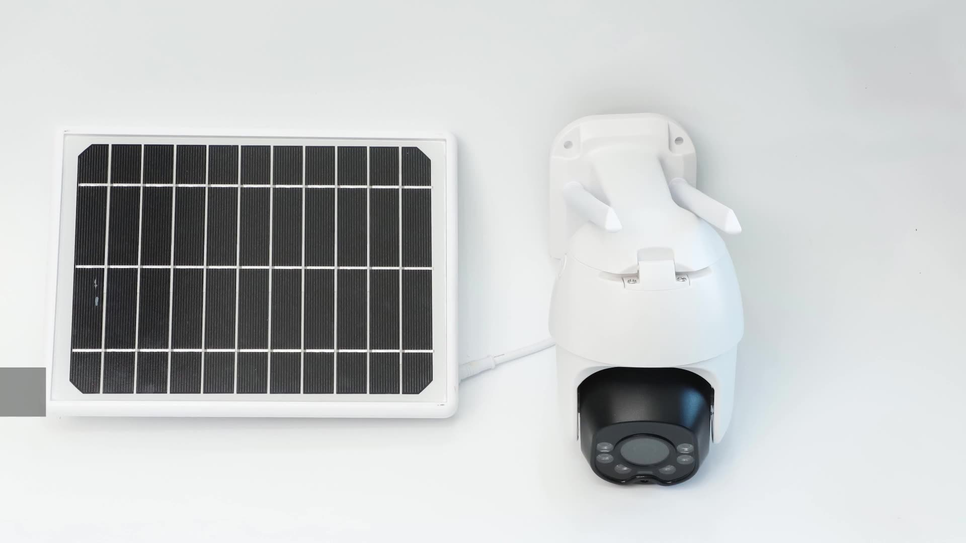 新技術屋外cctvカメラ防水ソーラーカメラip wifi/4gカメラサポートtuyaシステム