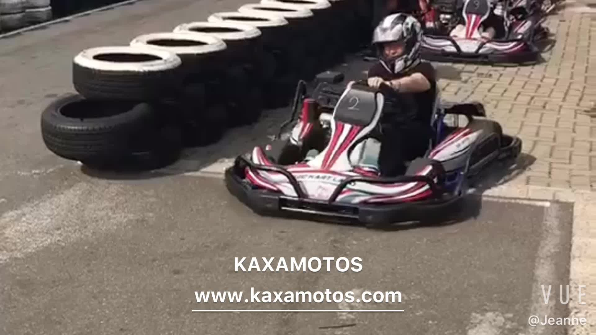 Hot Sale Outdoor Adults Petrol Gasoline Racing Go Karts for sale