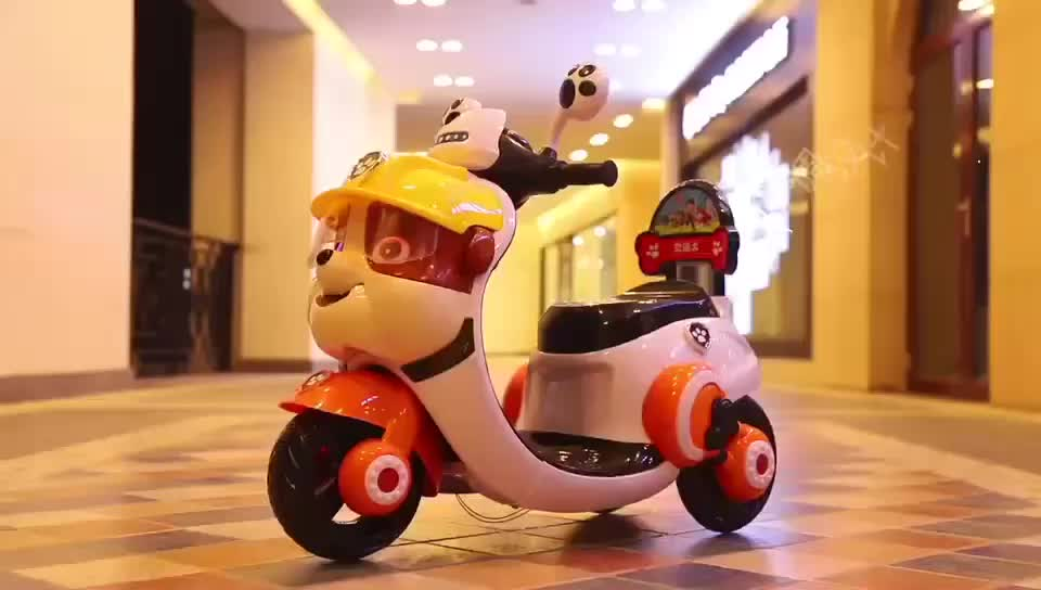 Charger battery car and motorcycle / child ride on toy motorbikes for baby cheap / 3 wheel motorcycle for kids