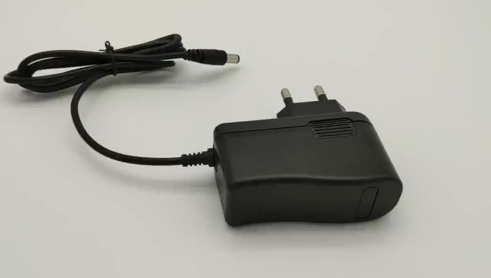 SGS Verified BX-1201000 CE KC UL listed 110v 220v ac dc power adapter 5V2A 6V2A 12V1A power supply