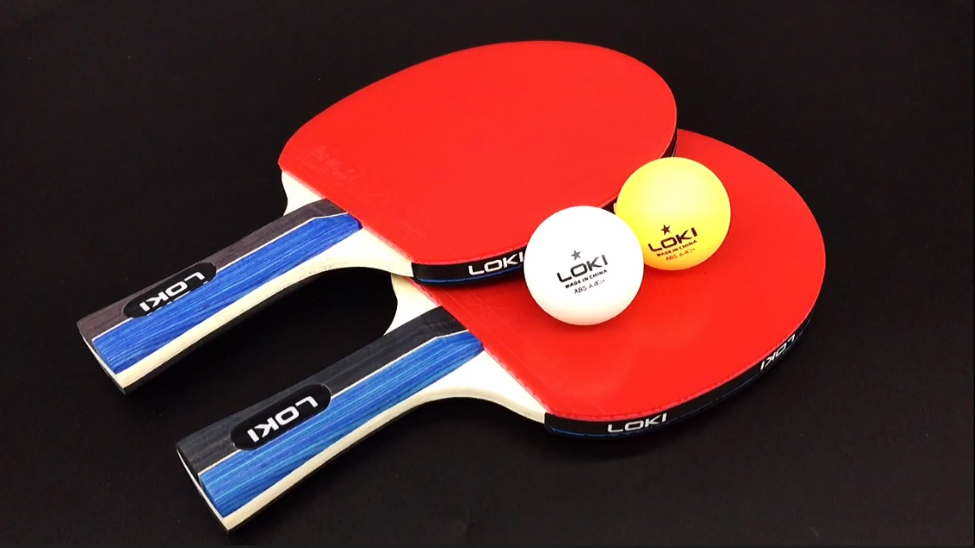 Wholesale factory price good quality professional table tennis bats outdoor ping pong racket paddle case