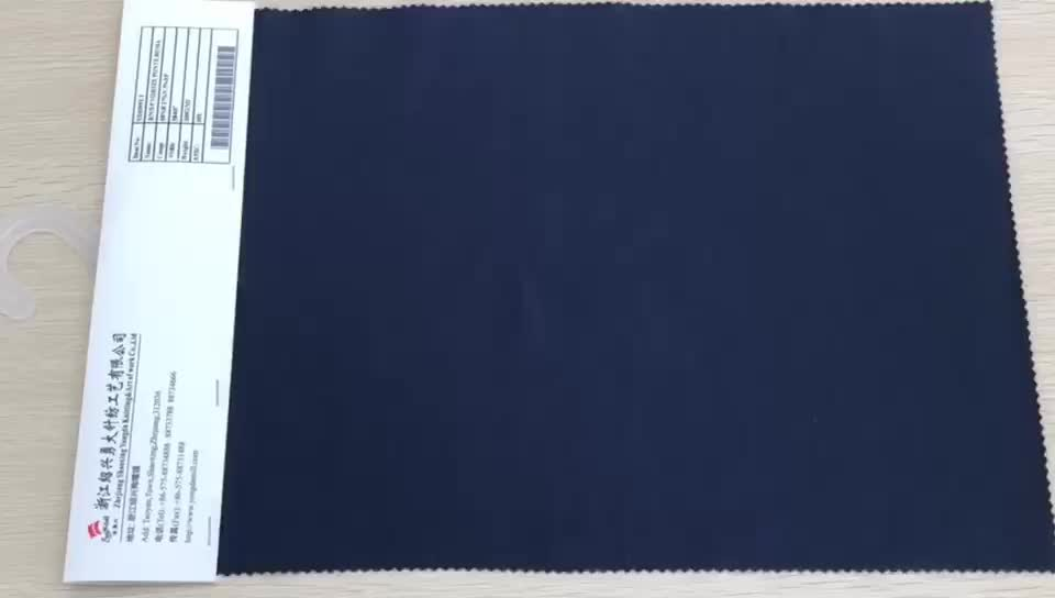 New design lightweight and scratch resistant weft knitted ponti roma fabric for t shirts
