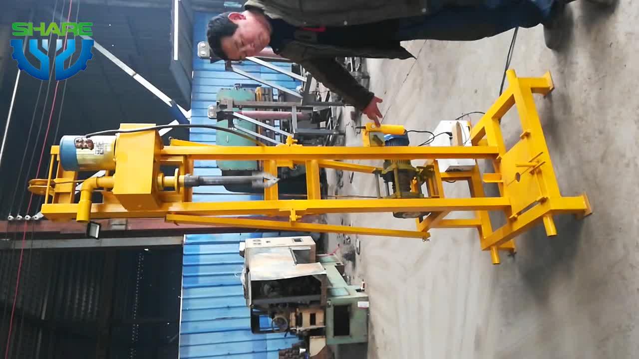 Taşınabilir su kuyu sondaj donanımı kazma ekipmanları makineleri