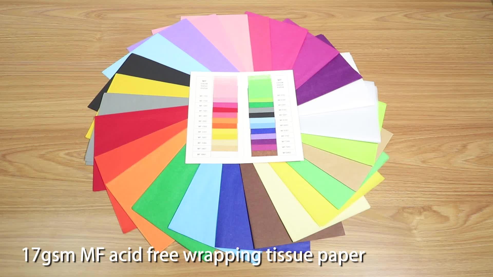 24 renkler noel dekorasyon hediye mevcut çiçek ambalaj ince sarma kağıdı