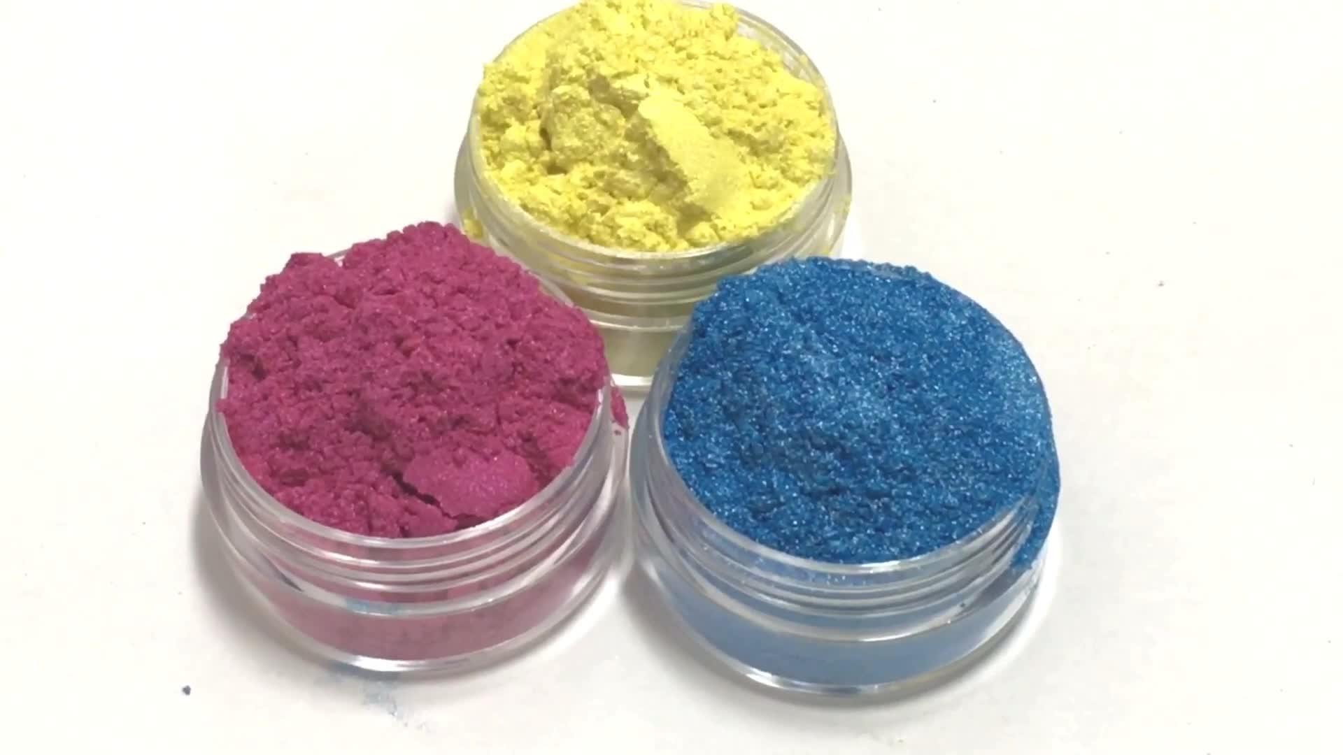 Pigment de poudre de Mica en gros