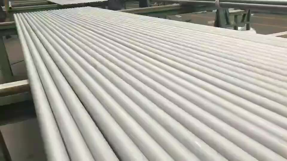 astm 312 304 stainless steel seamless pipe