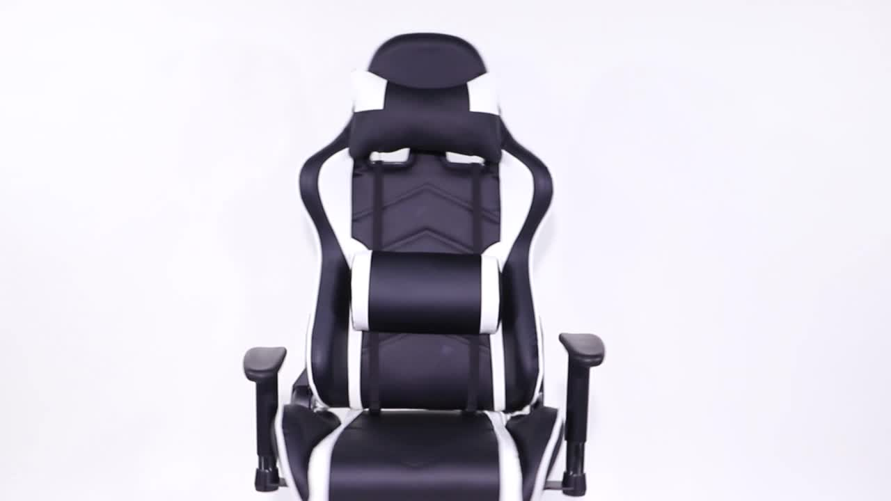 Racing Custom Seat Game Computer Wheel Gamer Pc Office Without Footrest Gaming Chair