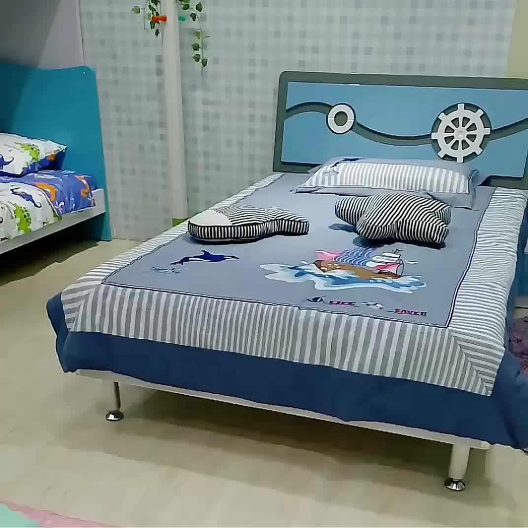 hot selling children bedroom furniture cheap bed for kids