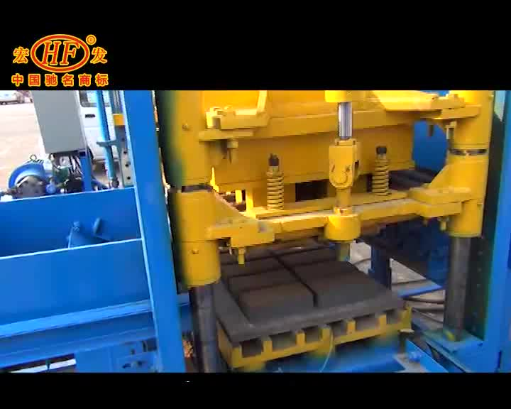 Big capacity automatic block and interlock moulding machine cement machinery for sale