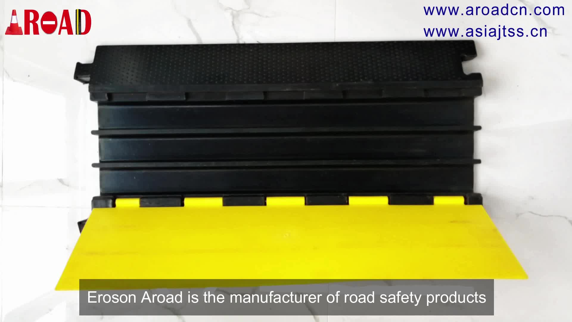 rubber floor protectors/cable protector rubber/stage floor covering