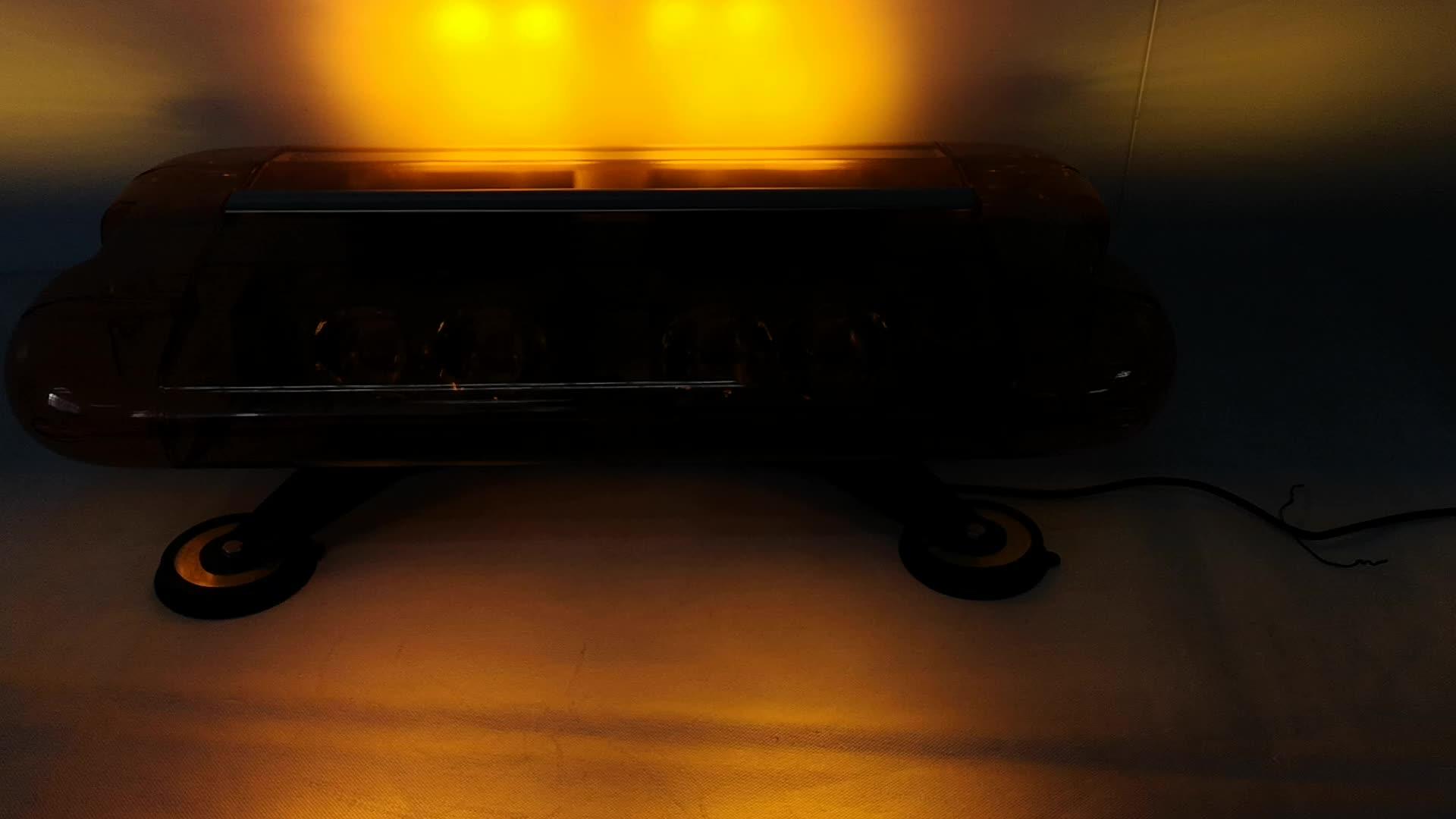 Dongguan Kota Manufaktur 23 Inch Amber Lampu LED Bar untuk Truk