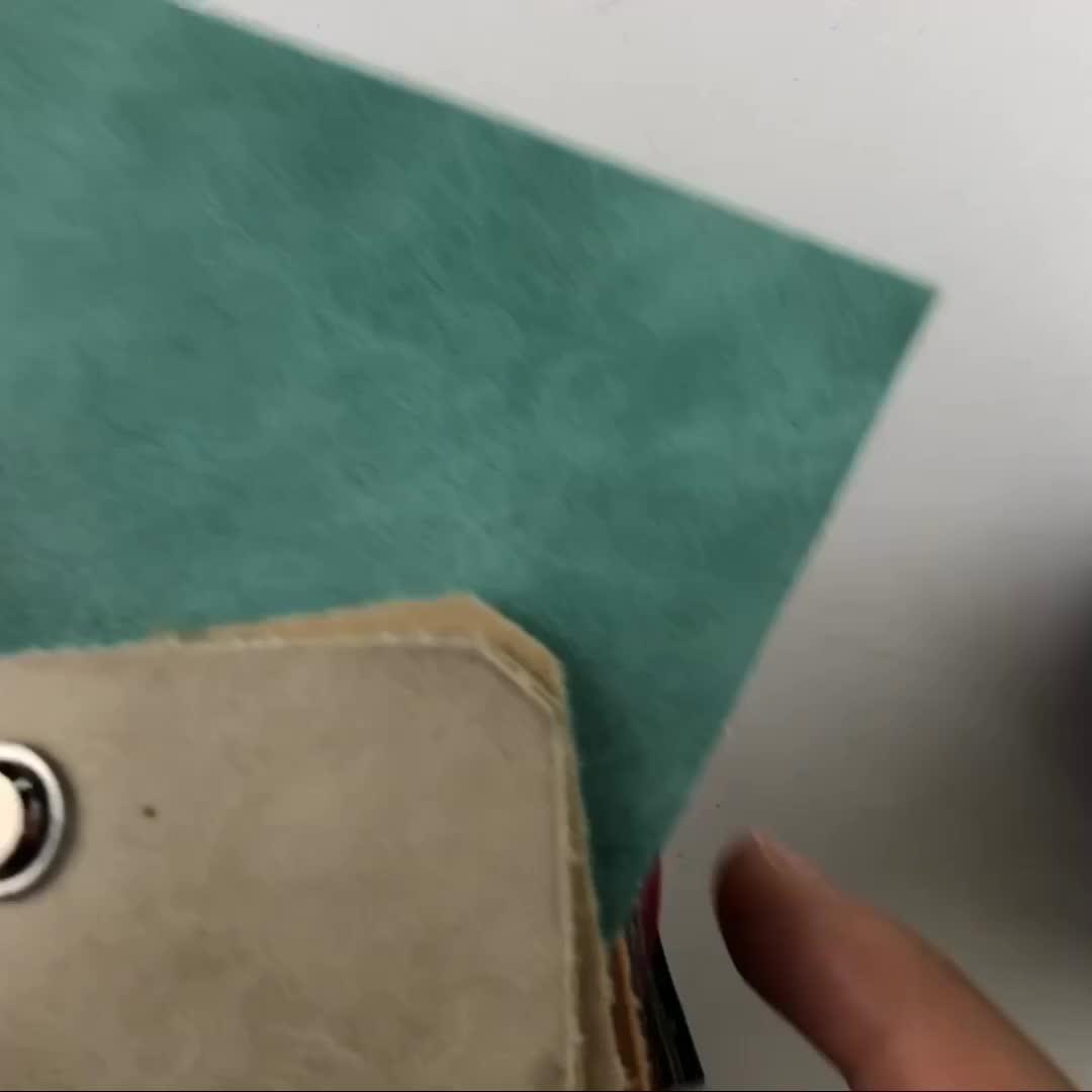 थोक पीवीसी कृत्रिम निचले स्तर साबर के लिए सुस्त पोलिश सोफे के लिए चमड़ा समाप्त पारिस्थितिकी चमड़े फर्नीचर असबाब कृत्रिम चमड़ा