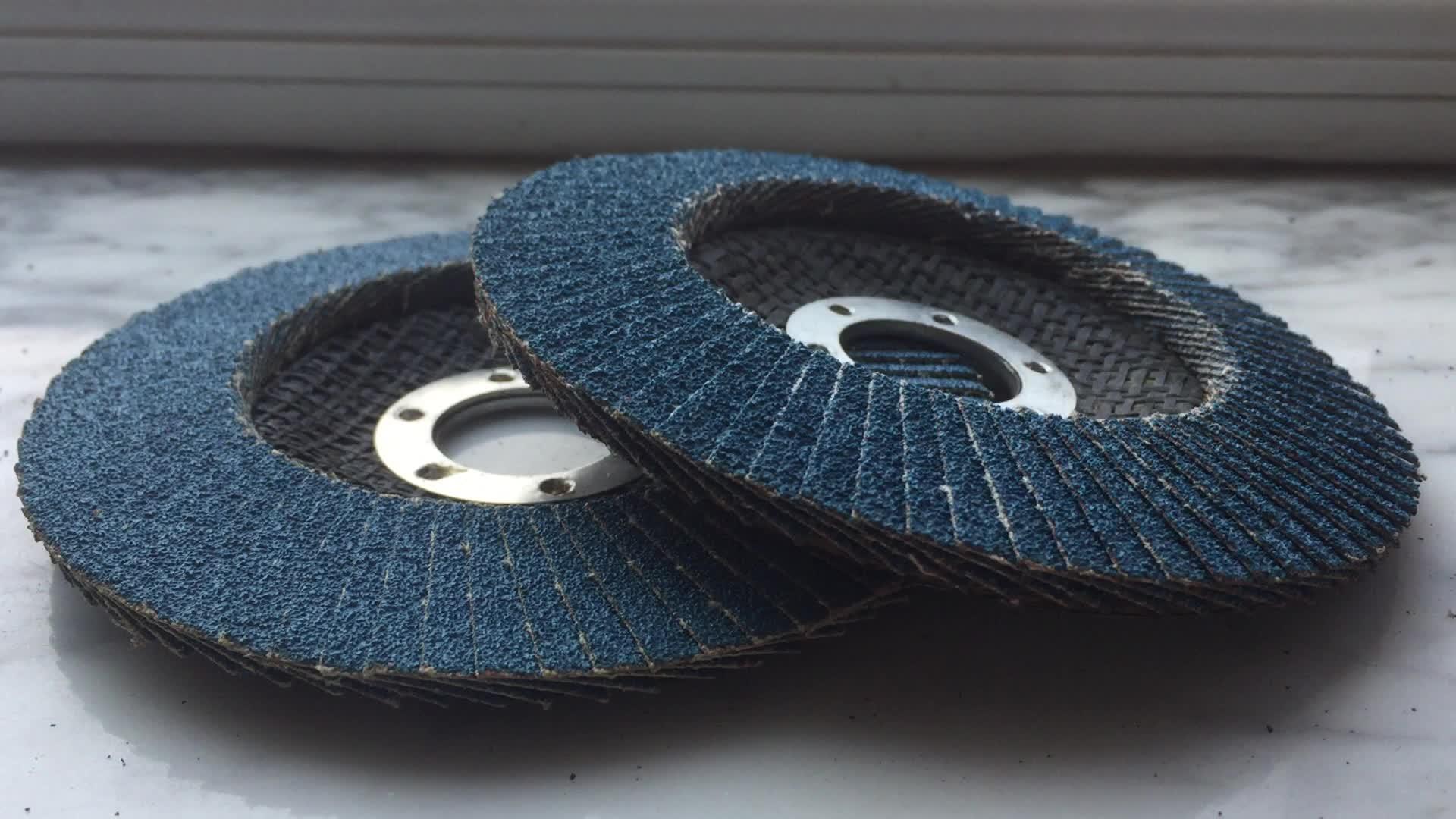 Bulk flap discs waistcoats