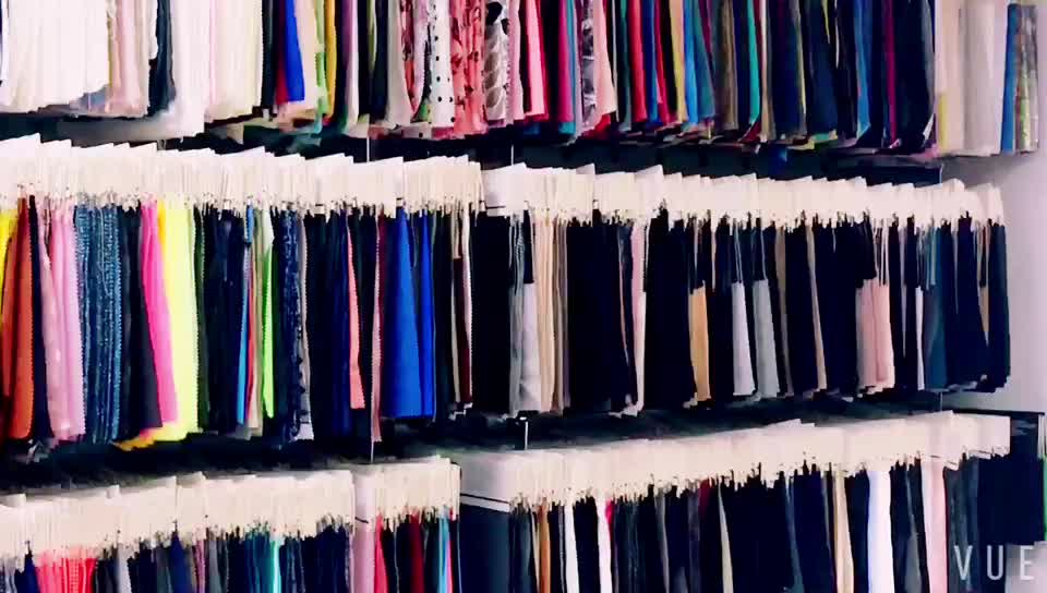China supply 100% polyester woven fabric price per meter for bag