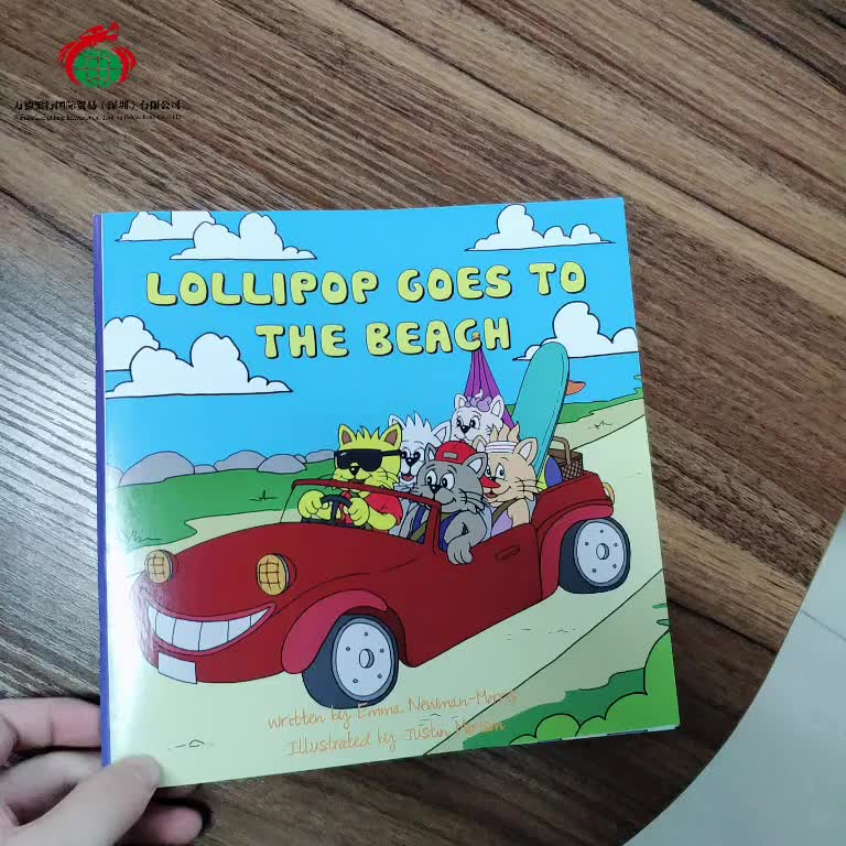 Book Publishers Children's illuatrators Book Printers In China