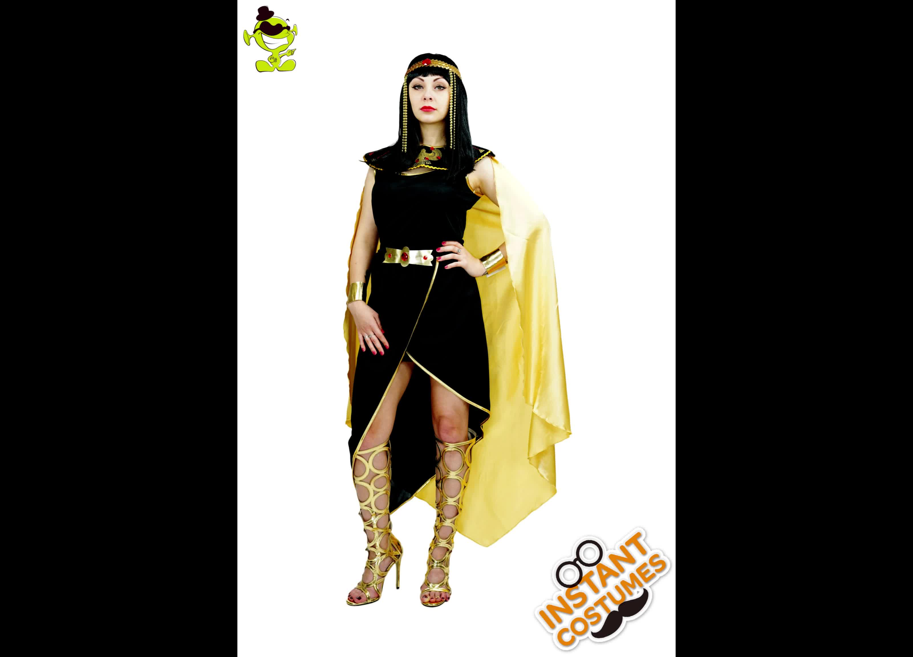 hot sale halloween costume women new ancient egyptian style