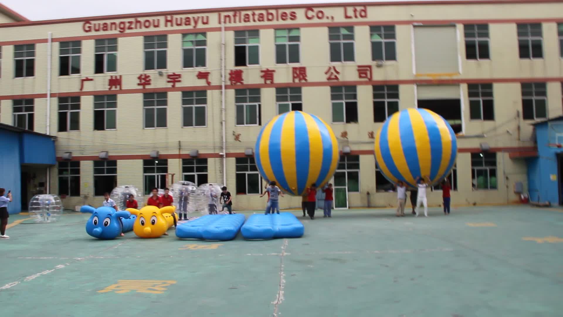 Louco Engraçado Adulto Team building jogos infláveis do esporte