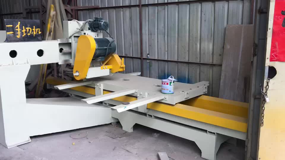 Cheap price used small marble granite second hand stone cutting machine