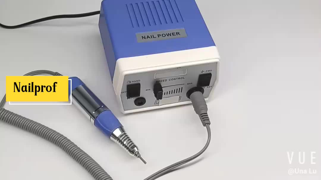 Shenzhen Nailprof 30000rpm electric nail drill Nailprof manicure drill