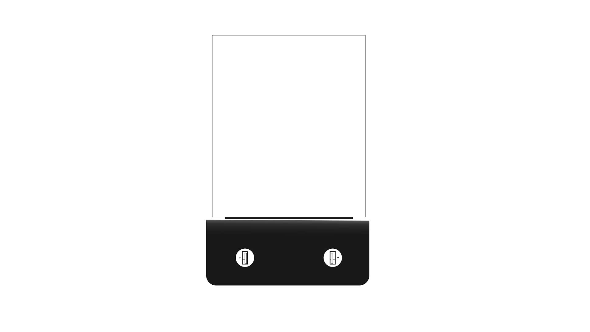 Innovation Product OEM ODM table menu holder power bank advertising powerbanks with led light