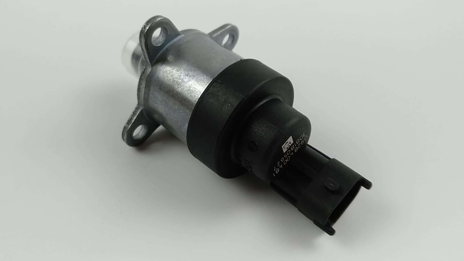 Genuine quality fuel control valve pressure regulator 0928400481 4937597 1638153 0928400638 for Cummins DAF Iveco
