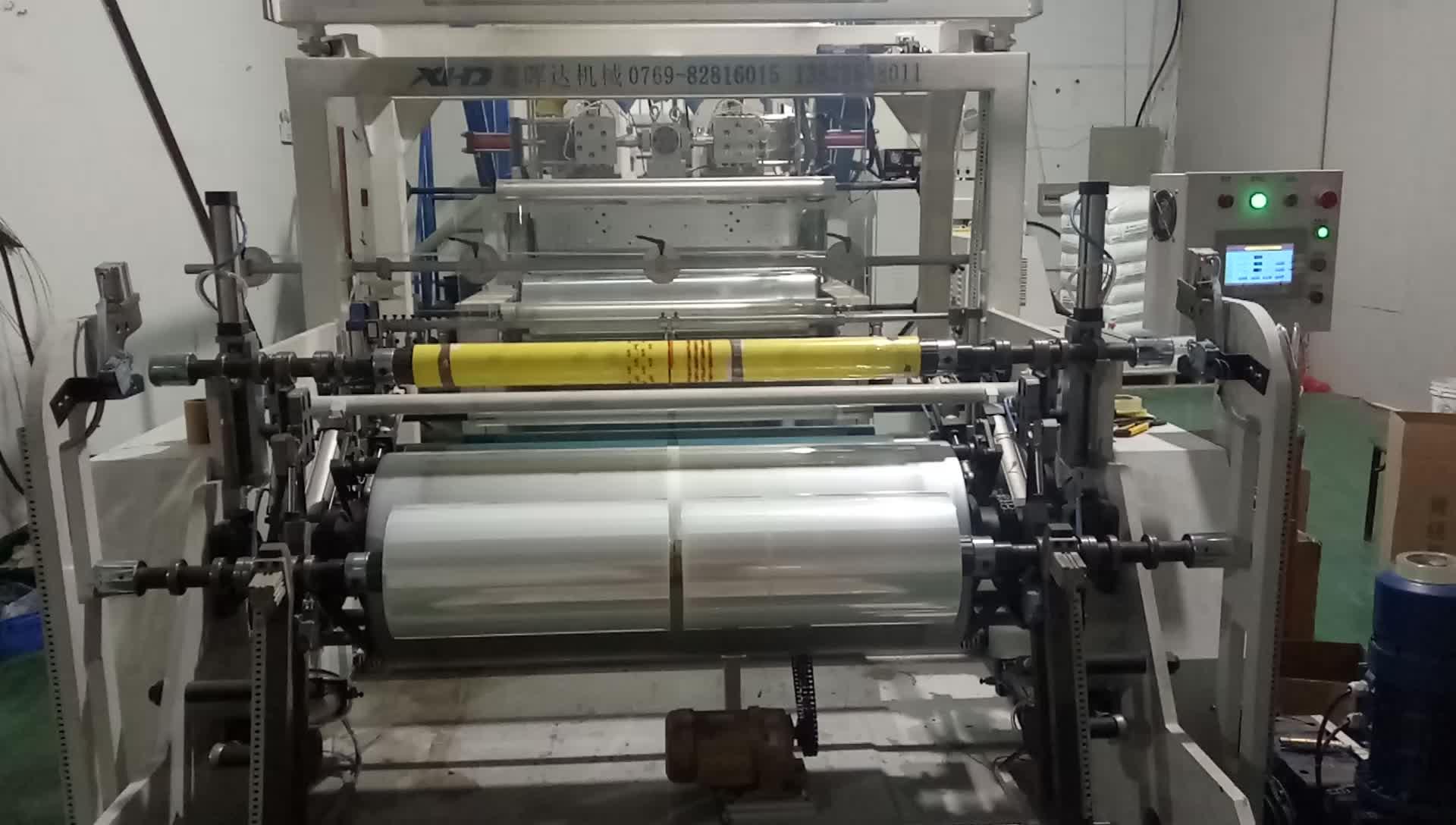 Changzhou Junwang Hotsale 2 kg, 3 kg, 4 kg, 5 kg/rolle LLDPE stretch film für paletten verpackung