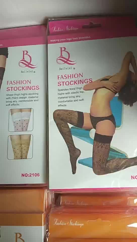 Beileisi Sexy back Bowknot Fishnet Tights Pantyhose