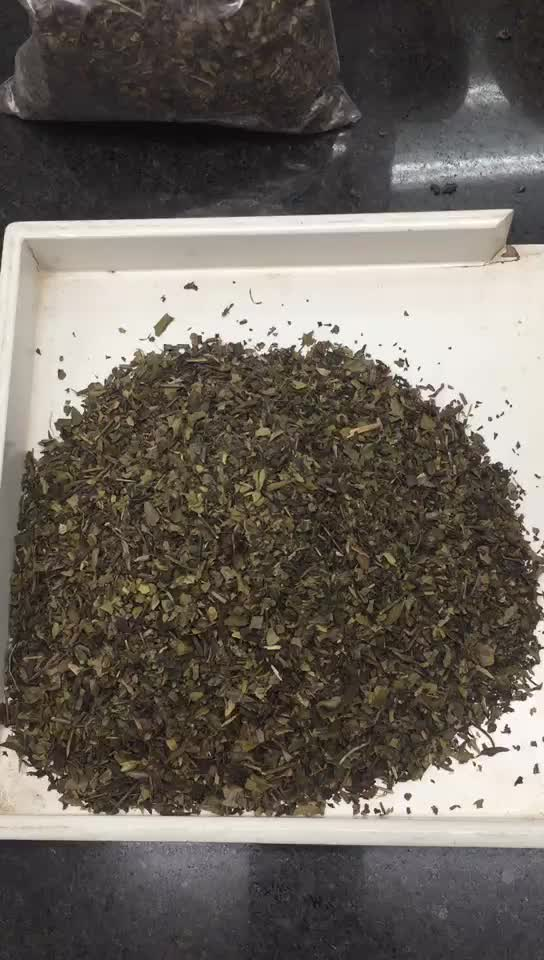 9675 chinese green tea for Turkmenistan market