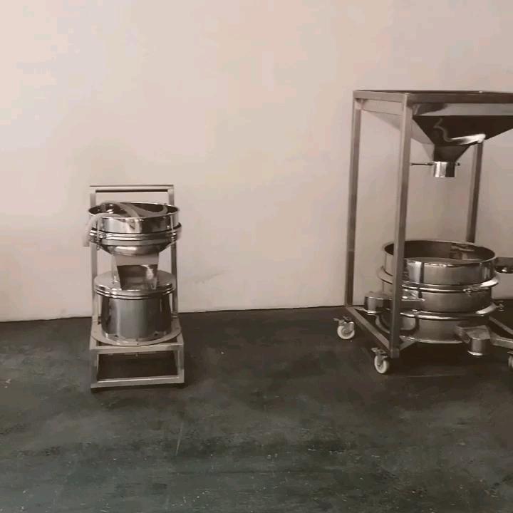 Dahan блестки 450 Тип Вибрационный фильтр-сито шейкер жидкого сито