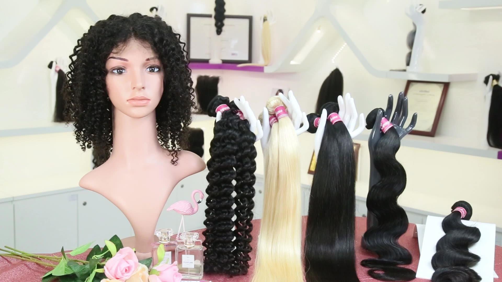 Free sample hair bundles raw virgin cuticle aligned hair, Brazilian human hair weave,Human hair extension 10a virgin hair vendor