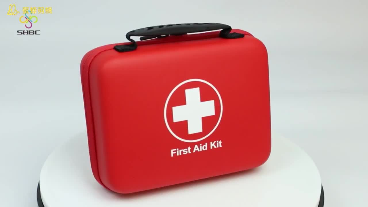 Medical Equipment Mini First Aid Kit for Car First Aid Kit Box (CE,FDA ISO Approved)