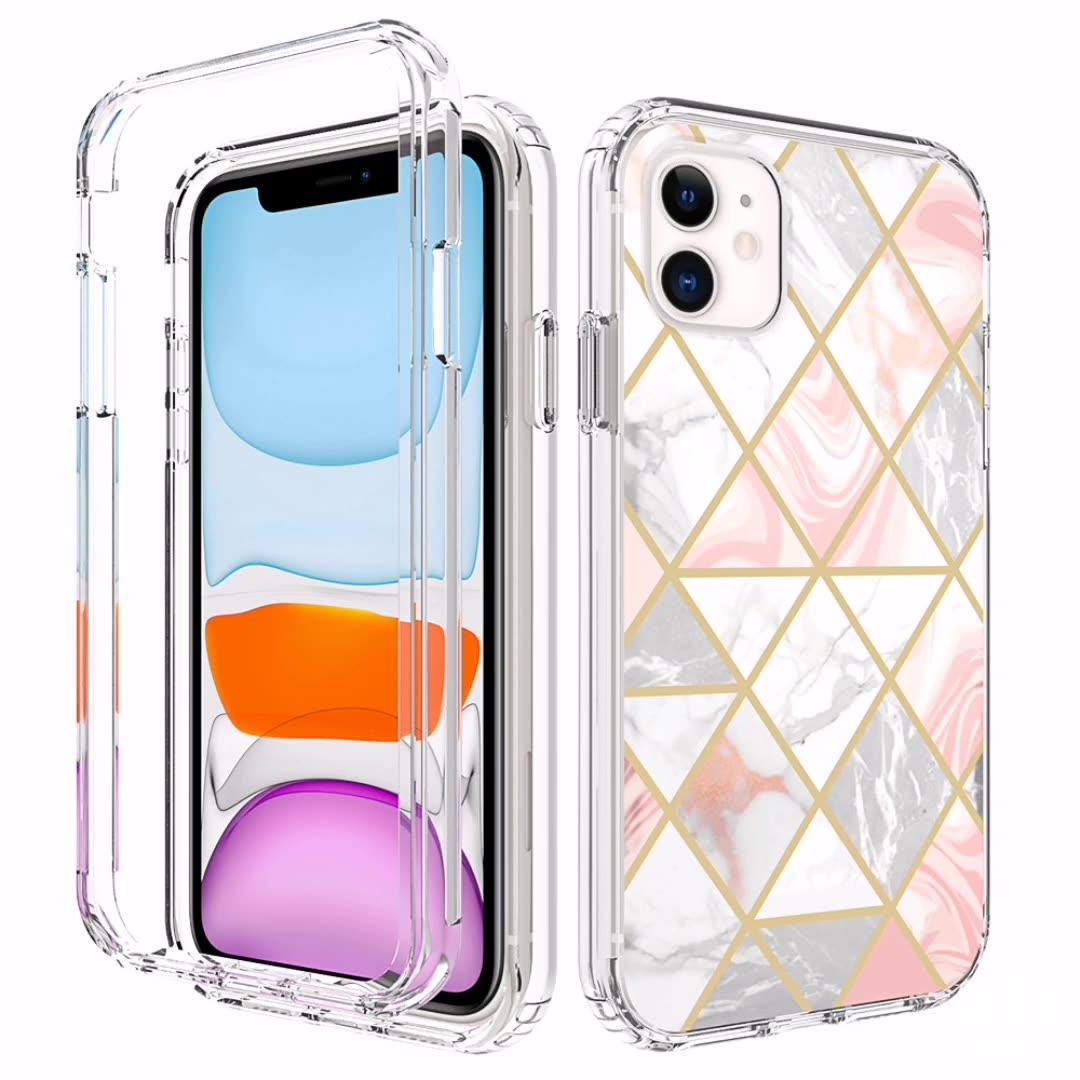 GSCASE सर्वश्रेष्ठ खरीदें हाइब्रिड कठिन सेलफोन मामले को कवर के लिए Iphone 7 8 एक्स प्लस 11 प्रो मैक्स मोबाइल फोन सामान, मोबाइल गौण