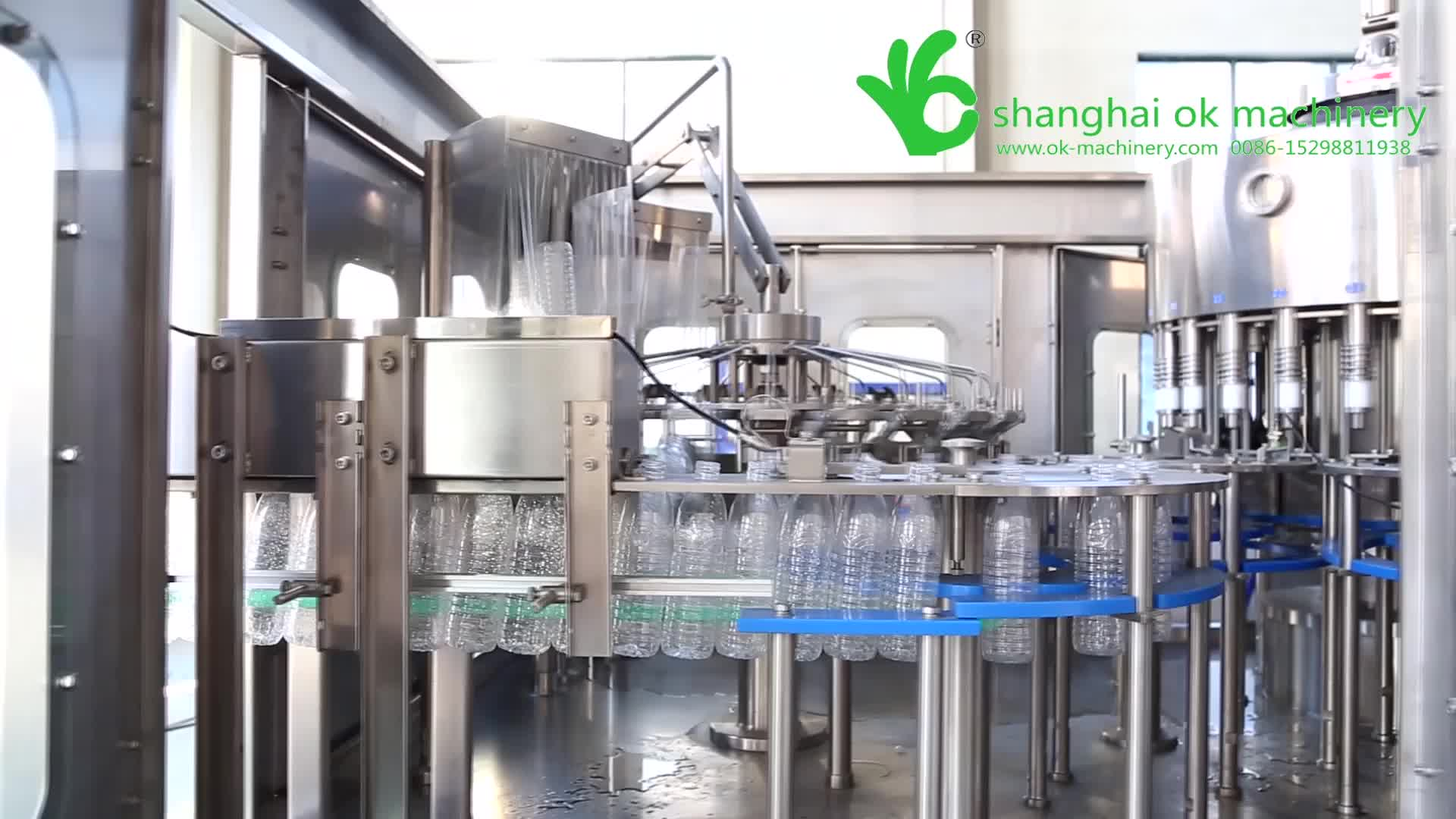 CGF72-72-18 eau water filtering machine