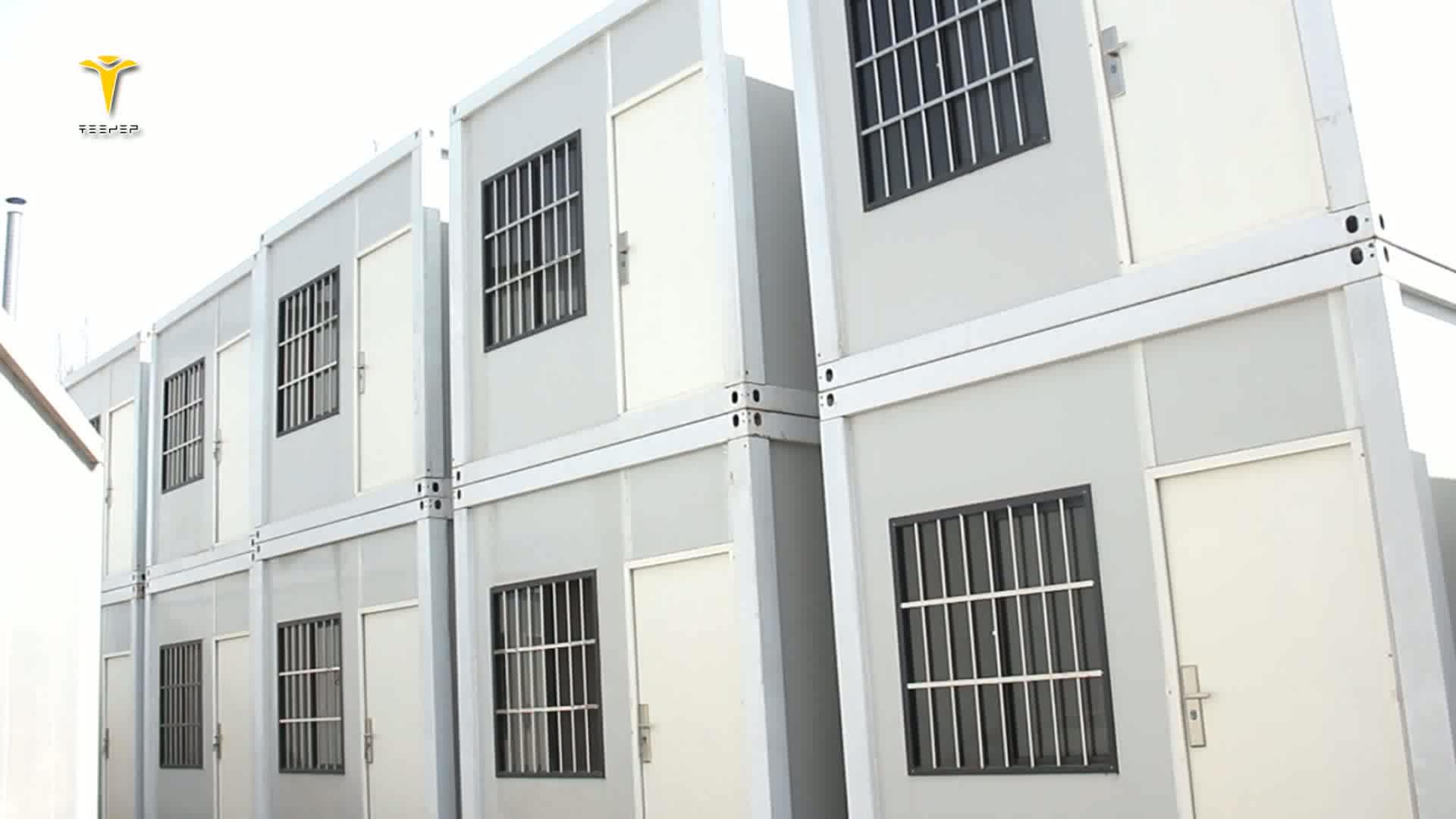 Niedrigen Kosten Hotel Gebäude grundriss 20ft container häuser für verkauf moderne container häuser fertig container shop