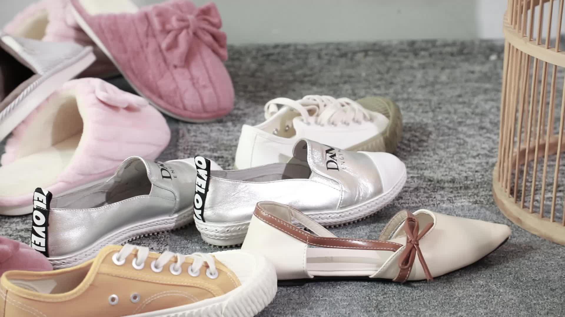 주문 고품질 곰팡이 주최자 구두 드롭 아래 침대 PP 플라스틱 지우기 친환경 투명 신발 보관 상자