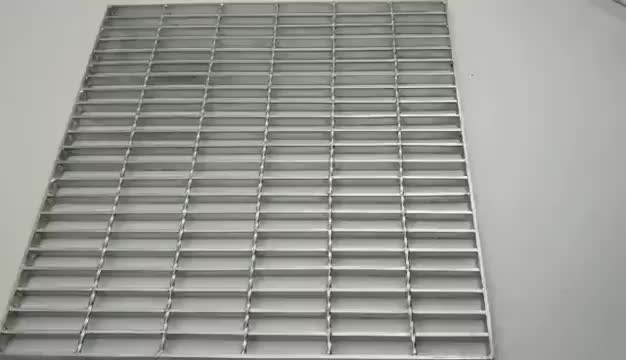 High Quality Building Materials Steel Grating Stainless Steel Grates Walkway Steel Frame With Good Price