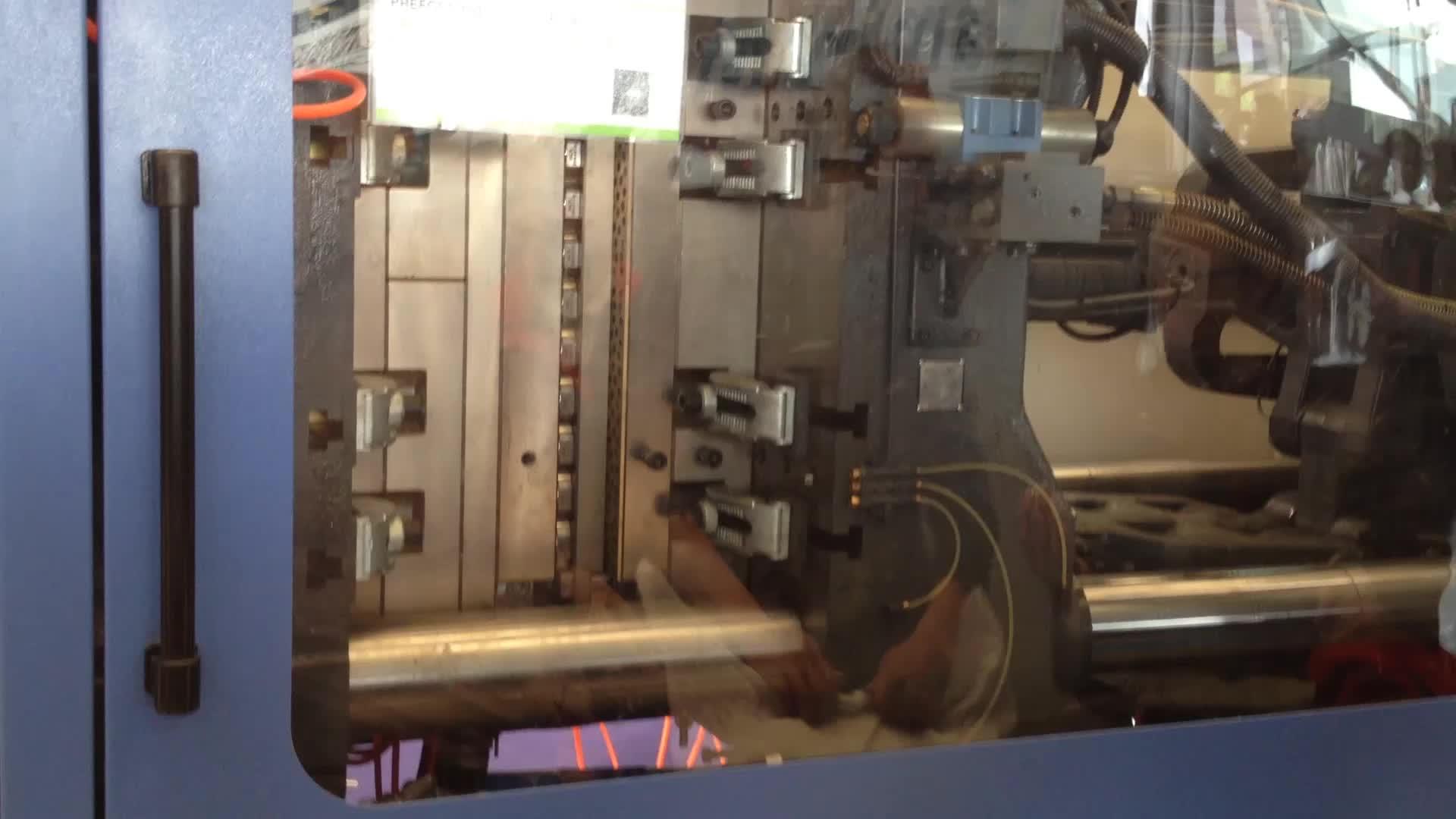 HTW400PET HAITAI hot sale Plastic PET Bottle Preform injection molding machine