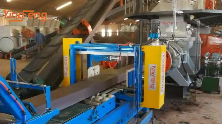 Yingfeng JZK50 High Quality Complete Fully Auto Automatic Machine Making Burnt Red Clay Brick Production Line