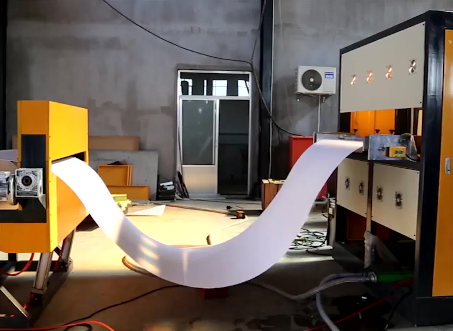fully auto machine with disposable plastic cup thermoforming machine