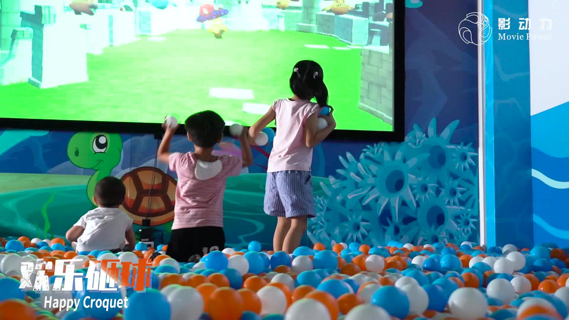 Design unifié Vr Funland équipement de terrain de jeu intérieur pour aire de jeux intérieure pour enfants