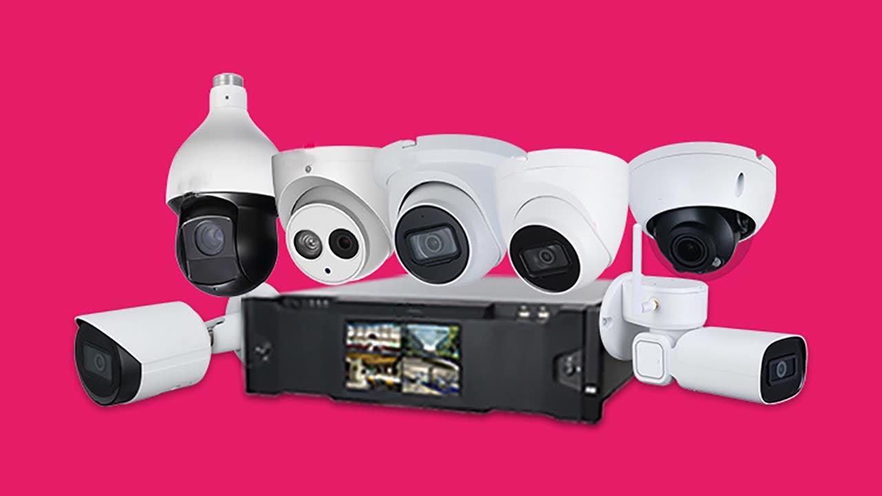 원래 CCTV 4MP 6MP 8MP WDR POE 60M IR VF 총알 네트워크 IP 카메라 2 .. 7-13.5mm 동력 렌즈 총알 카메라