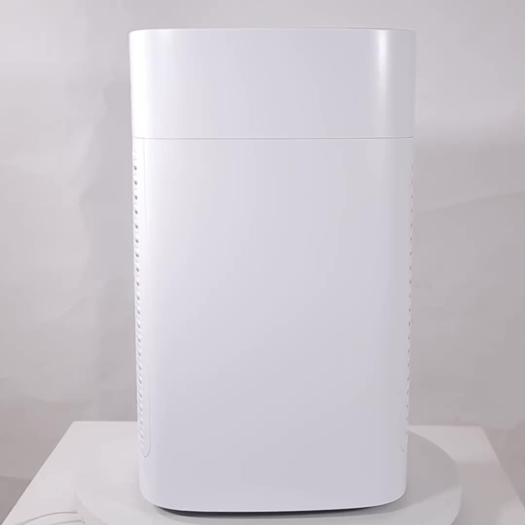 Large CADR 800 Air Conditioner Smart Green Auto Commercial Air Purifier