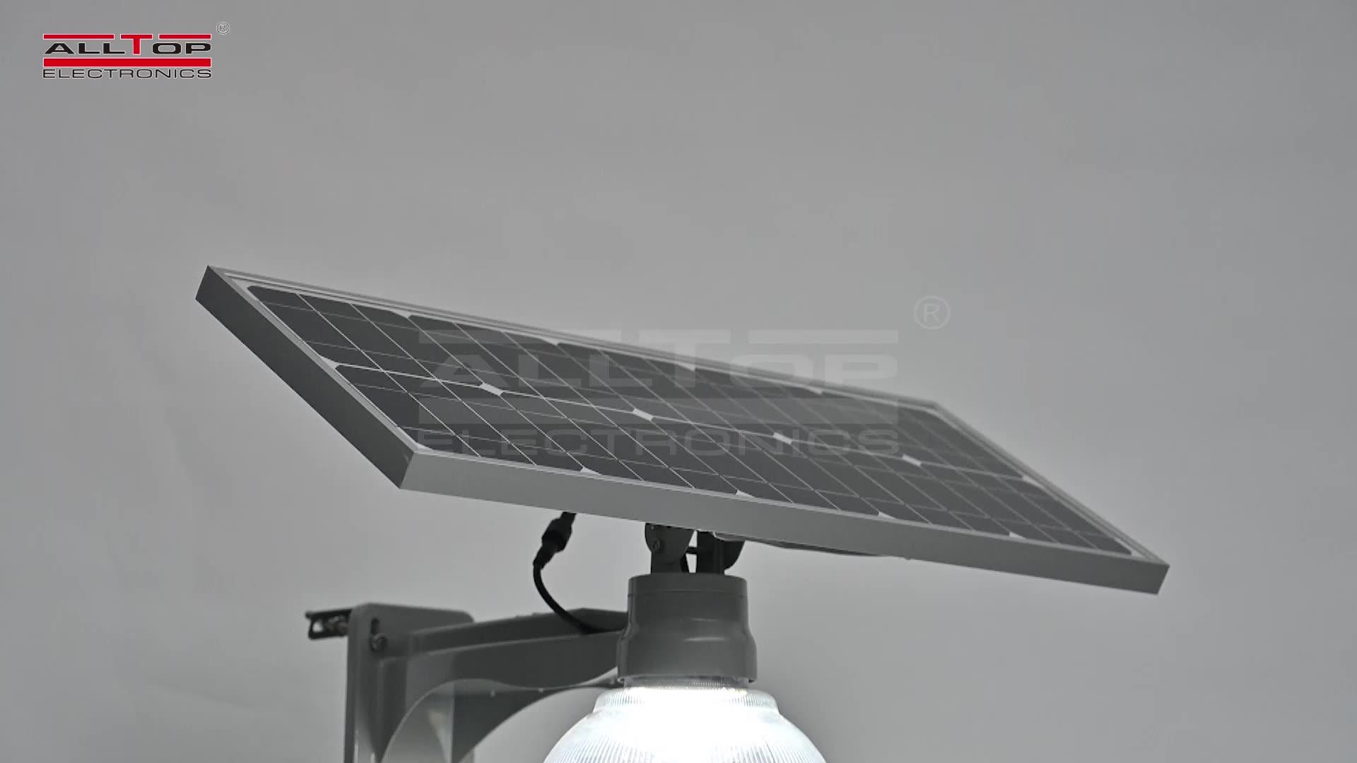 20 w entegre enerji tasarrufu güneş led sokak lambası fiyat
