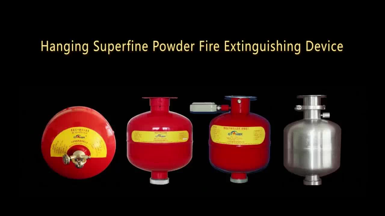 4kg Automatic Dry Powder ABC CE Fire Extinguisher Made in china