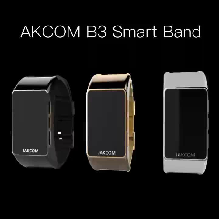 Jakcom B3 Smart Watch 2019 New Product Of Car Kit Hot Sale With Cars Made In China Fashion Car Kit 2019 new gadgets