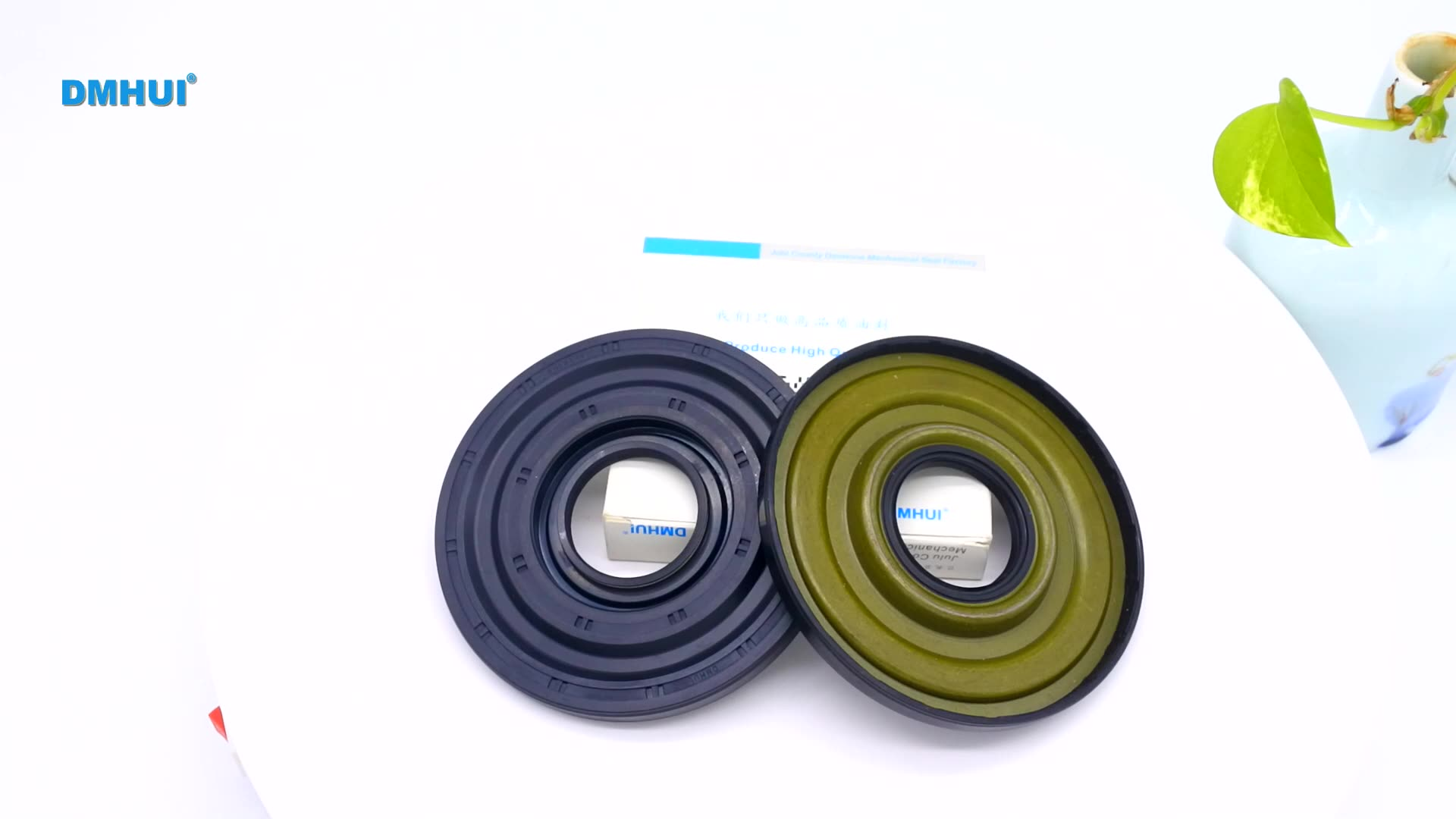 BE6656F part number Servo motor oil seals with 24*66*6.5 mm or 24x66x6.5 mm with HTCY type