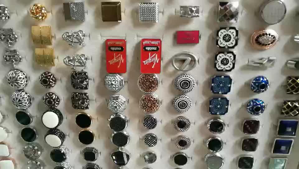 Metal Brass cufflinks