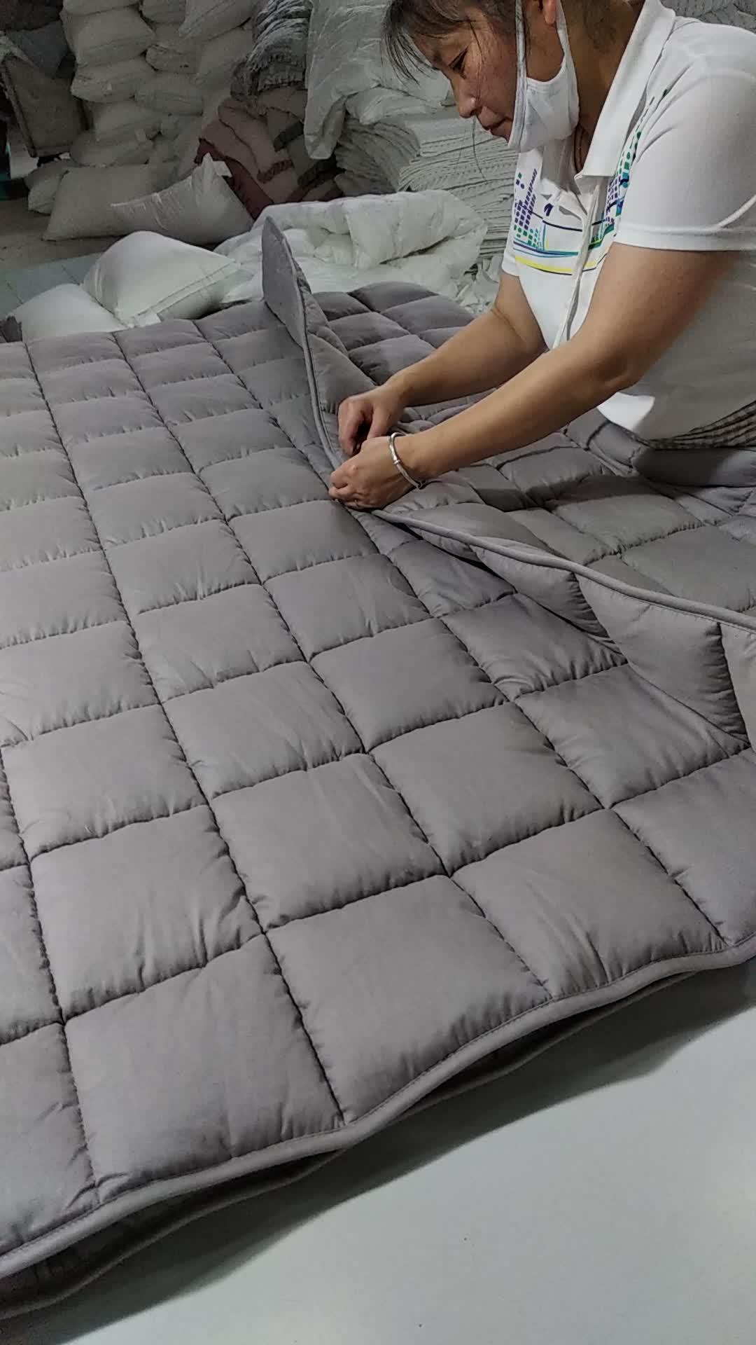 "60""X80"" Weighted Blanket Amazon Hot Sale"