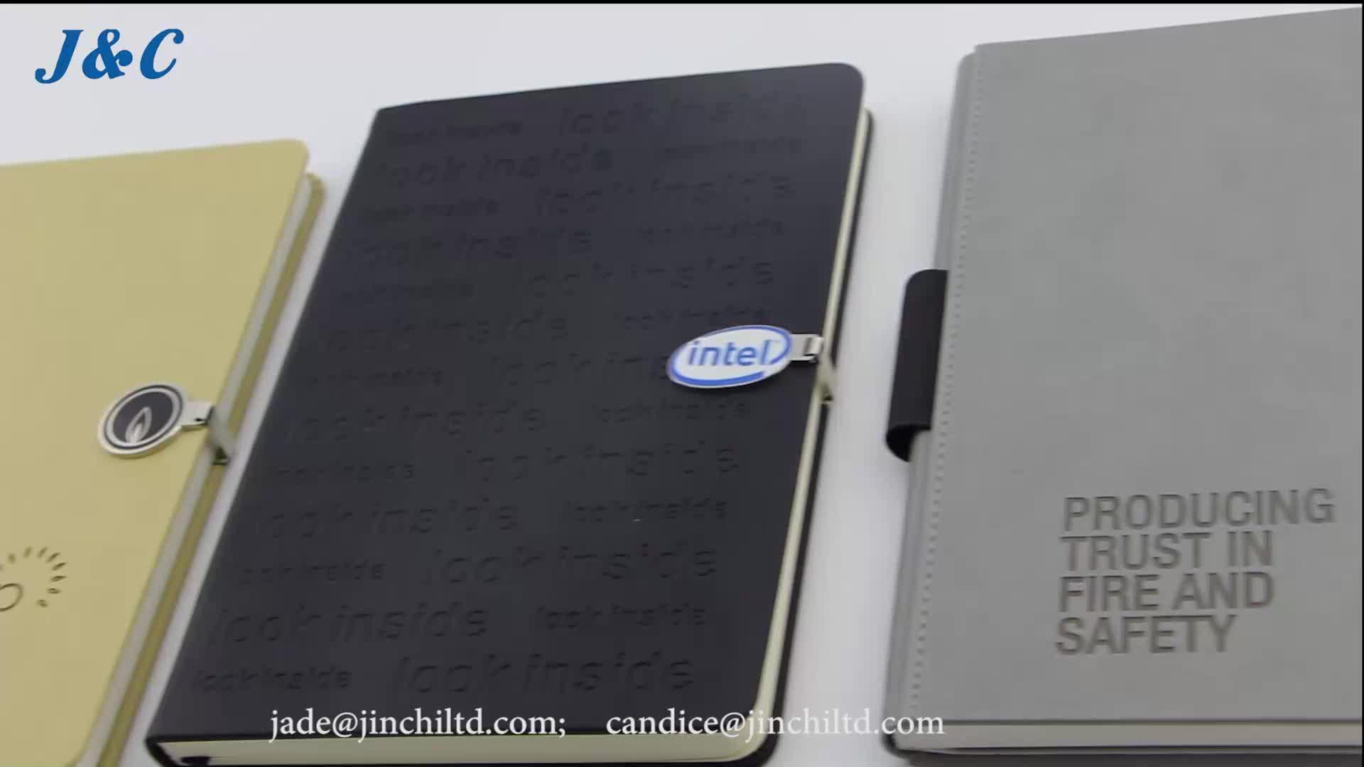 A4 A5 A6 Ý pu da kế hoạch tùy chỉnh nhật ký vẽ máy tính xách tay in ấn tạp chí tùy chỉnh cứng bìa thiết kế dập nổi Chương Trình Nghị Sự